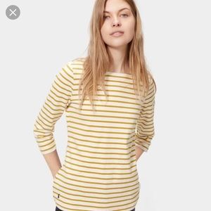Joule Clothing 3/4 length sleeve tee